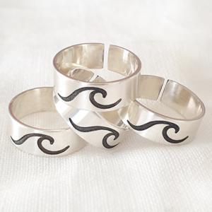 טבעת פס גל | צ'אוונג |