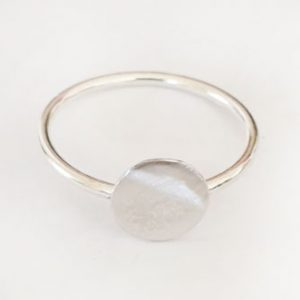 טבעת עיגול קטן