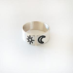 טבעת פס שמש וירח